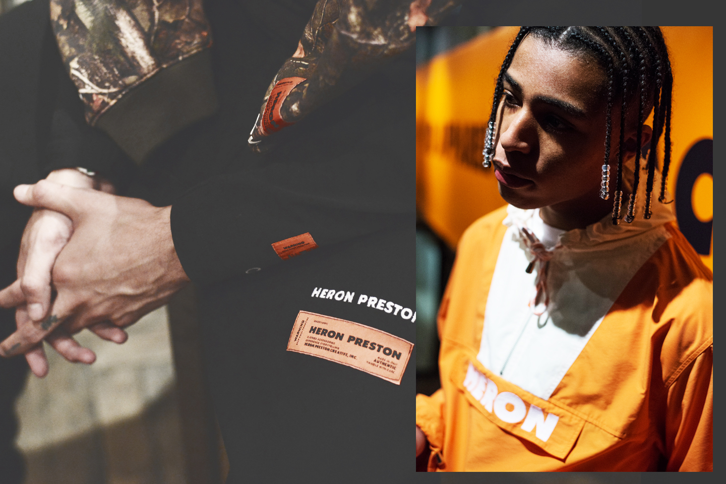Heron preston for you the world2