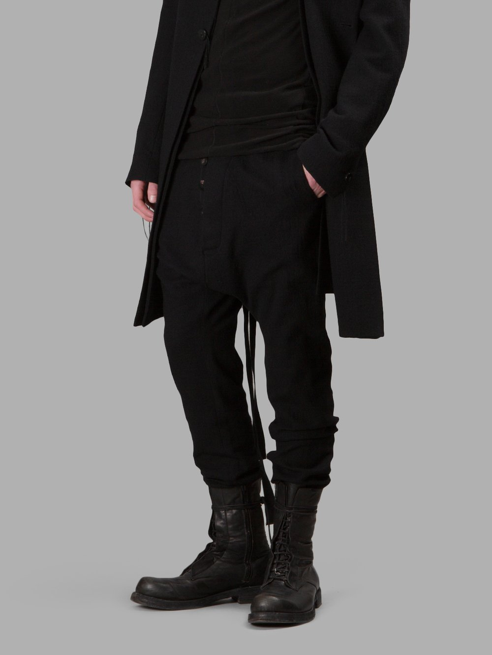 Image of CEDRIC JACQUEMYN Trousers