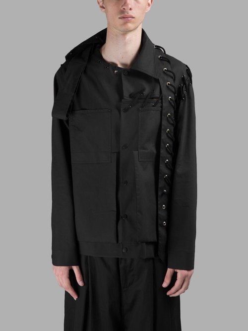 LACEDJACKET BLACK image