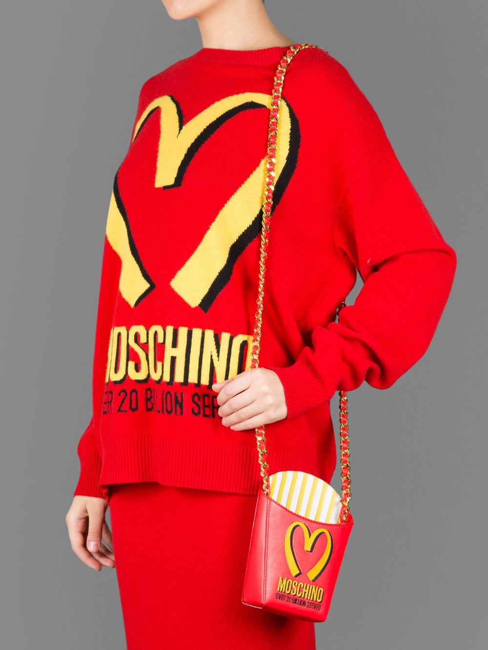 A14 capsule moschino donna 10622